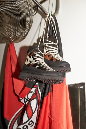 Everest Boots from Diemme in haircalf