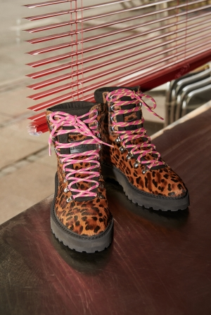 Monfumo Leopard is the perfect boot for active city life