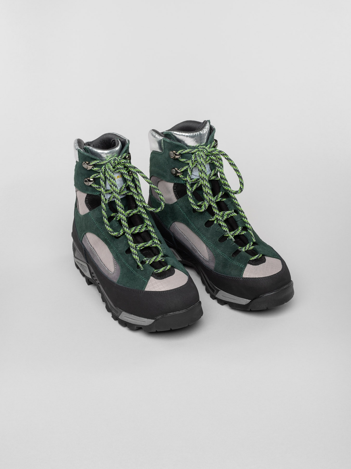 Diemme Civetta Boots in Dark Green