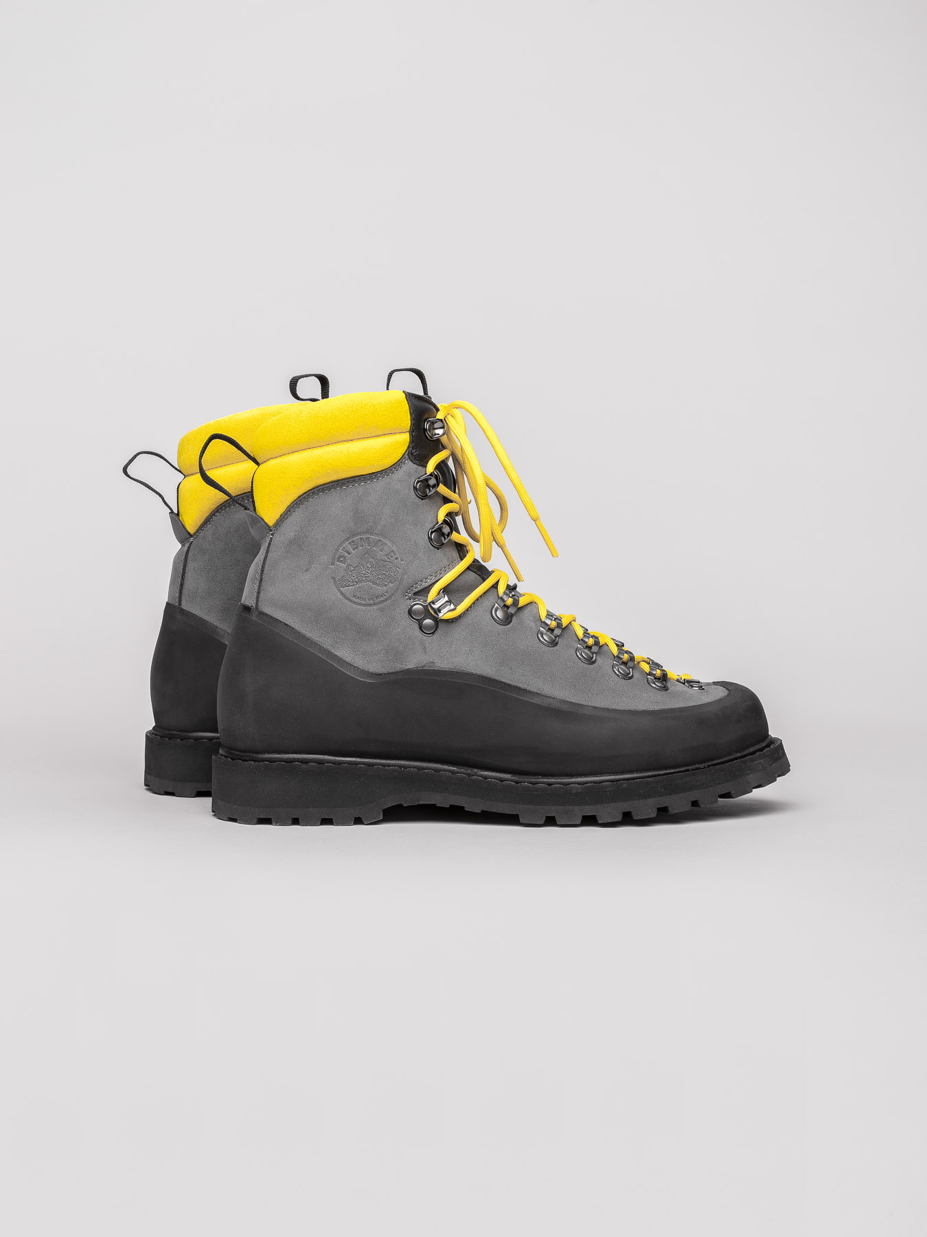Diemme - Everest Dark Grey - Men High-Altitude Boots