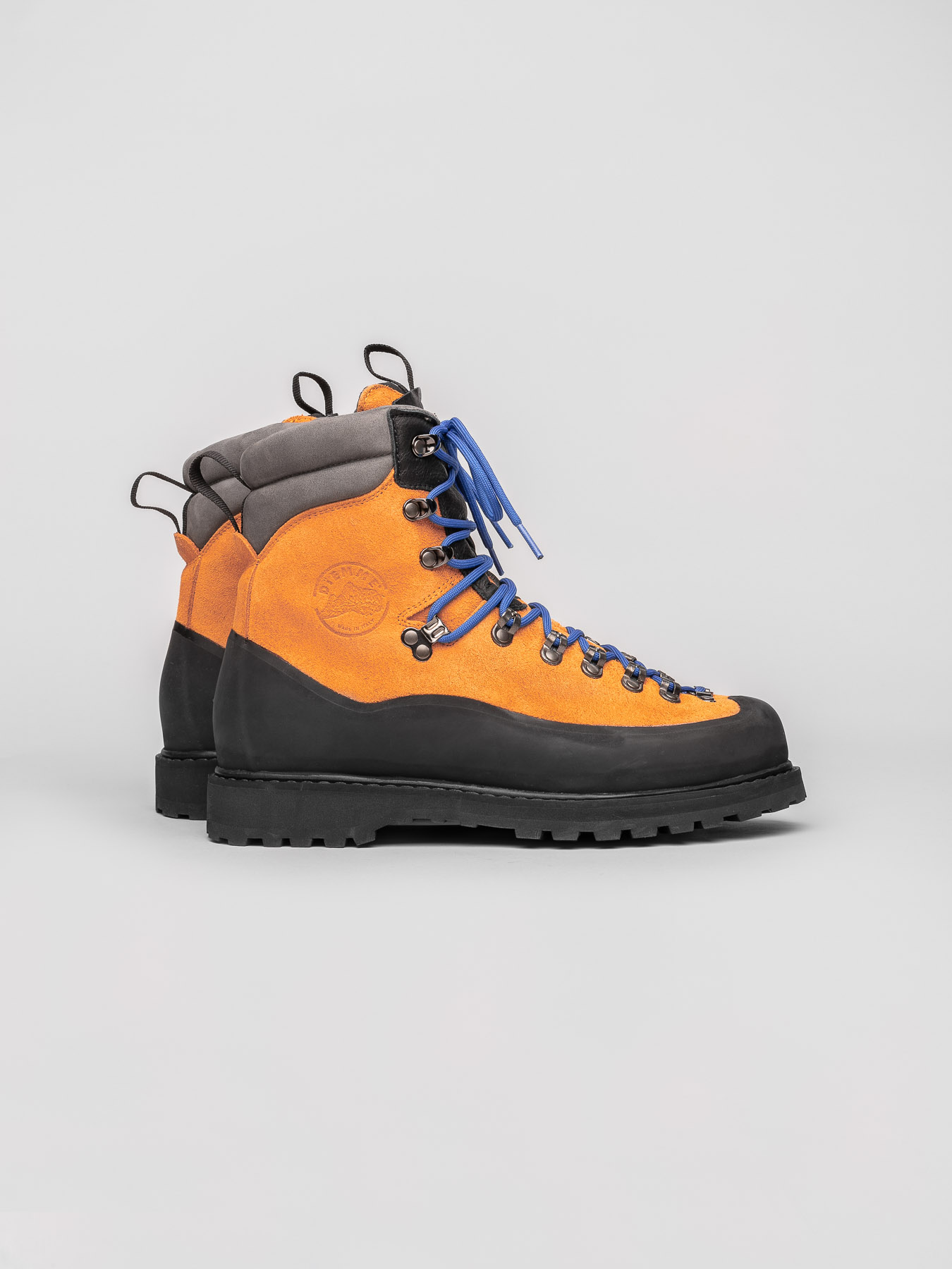 Diemme - Everest Orange - Women High-Altitude Boots