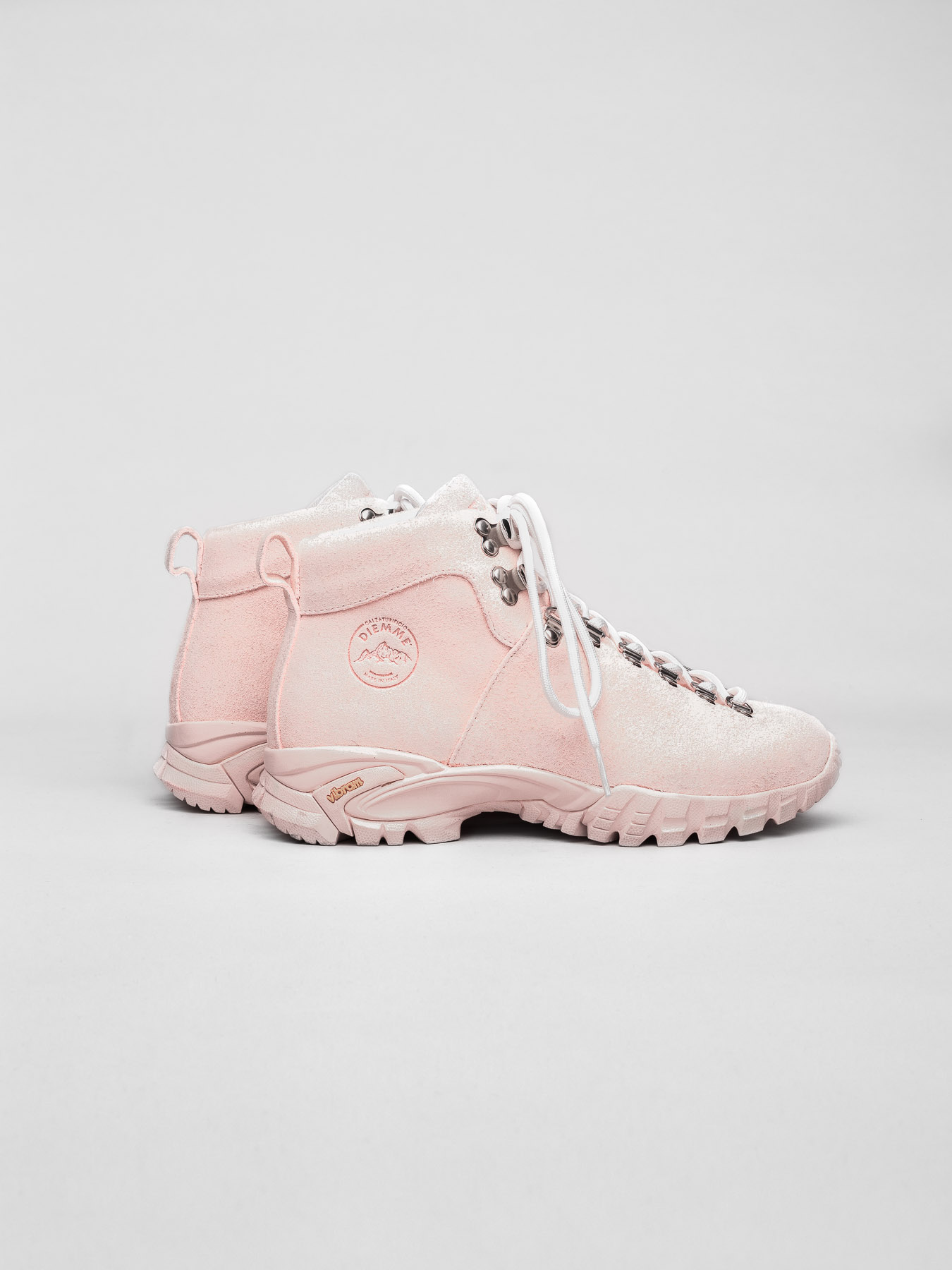 Diemme - Maser Lt. Hiker Light Pink - Women Mid-top Hiking Boots