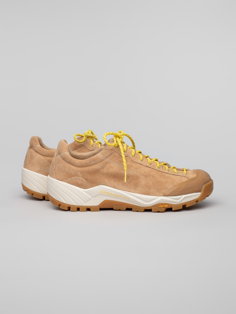 Diemme Movida Light Beige Hiker with Vibram's RGS Hiker sole