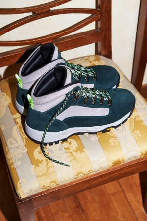 Civetta Dark Green hiker boot from Diemme