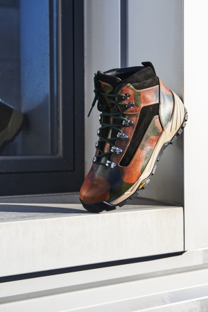 Cortina Camo is a men's Hiker boot from Diemme.