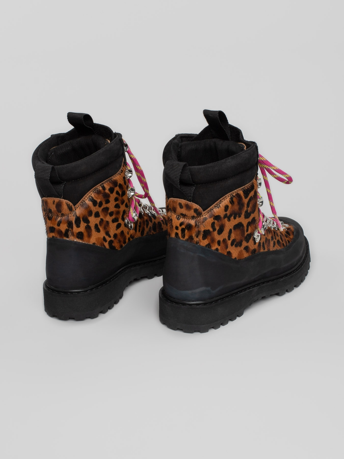 Diemme Everest Dark Leopard Boots