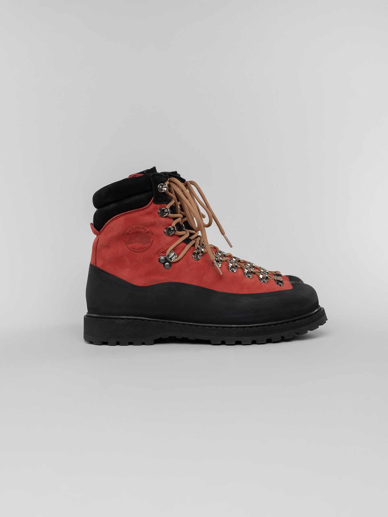 Diemme Everest Boots in Red