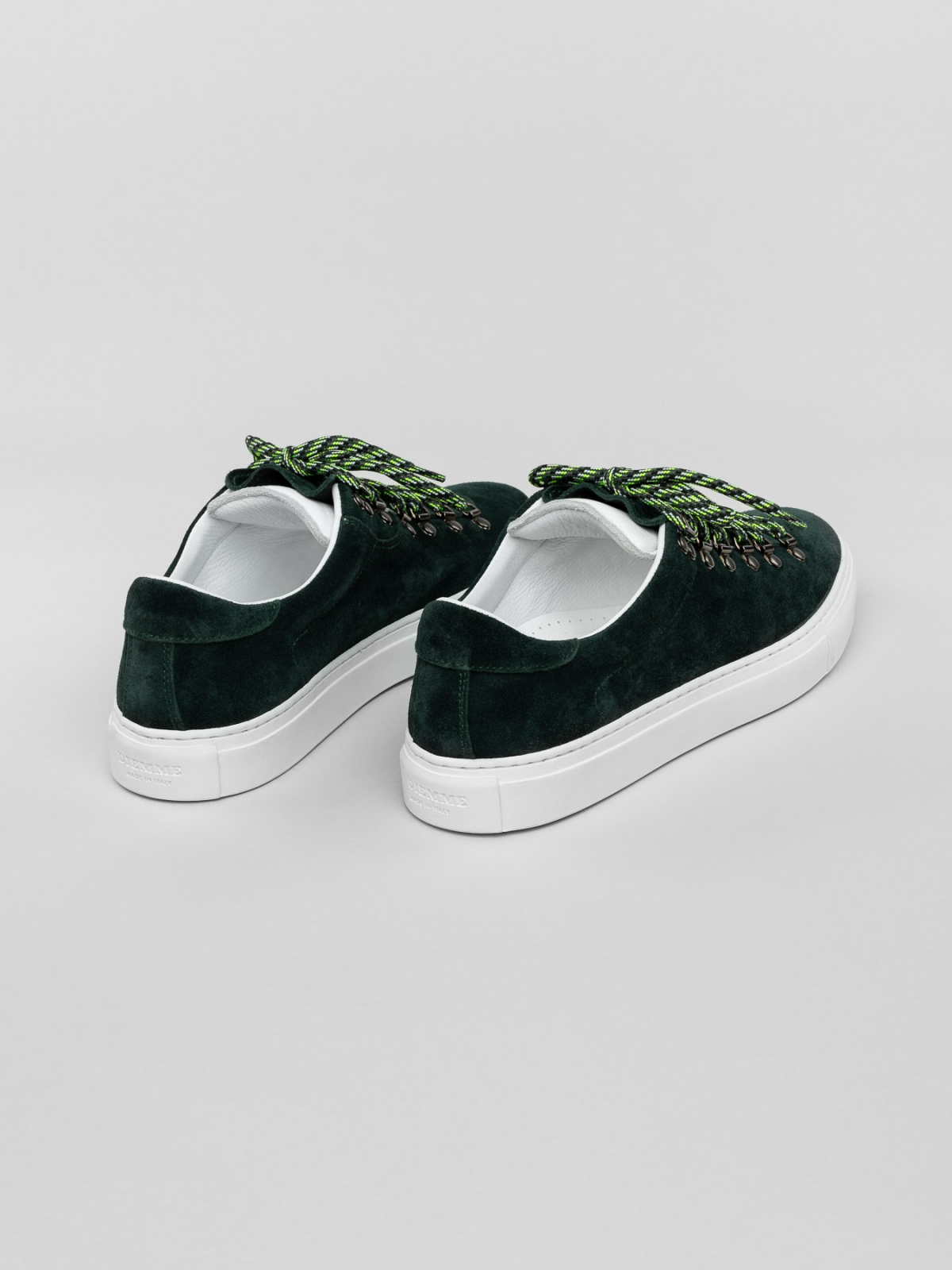 Diemme Marostica Low Dark Green Sneaker