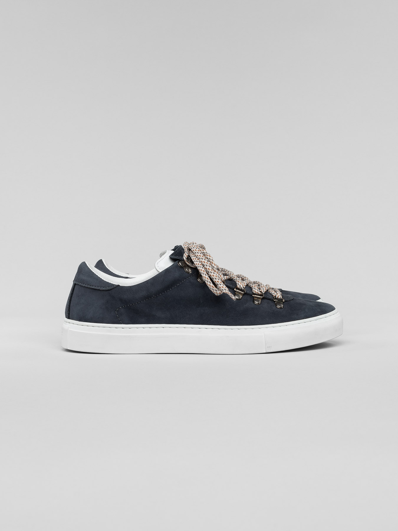 Diemme Marostica Low Dusty Blue Sneaker