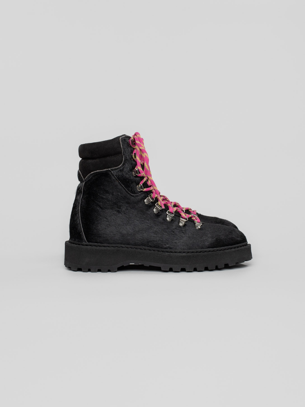 Diemme Monfumo Black Haircalf are the perfect winter boots