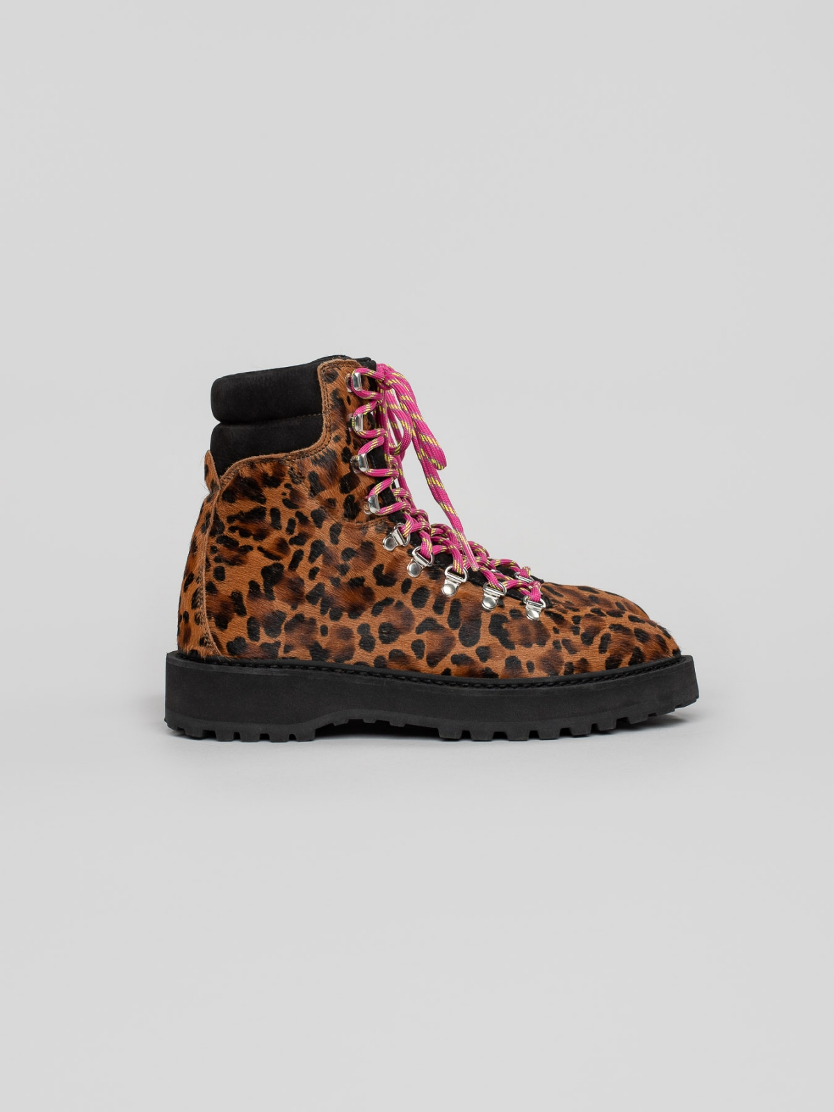 Diemme Monfumo Leopard are the perfect winter boots