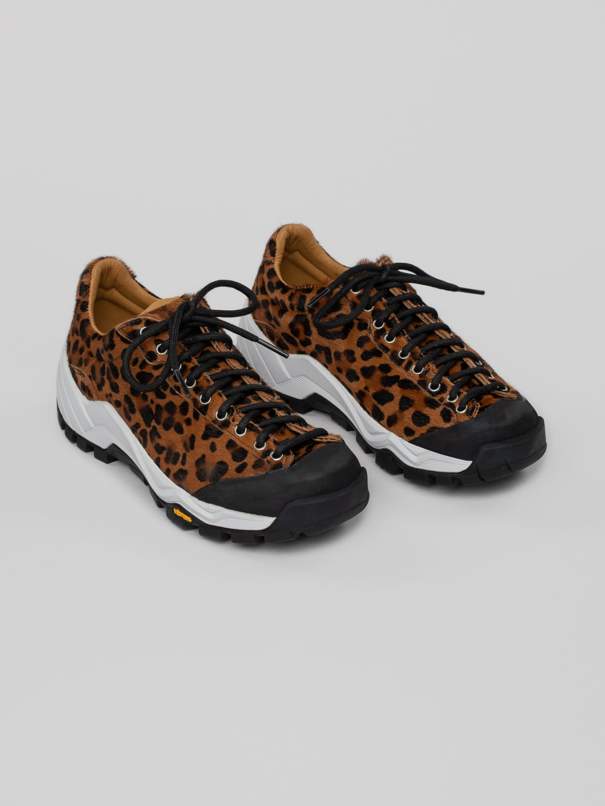 Movida Dark Leopard Hiker shoe from Diemme
