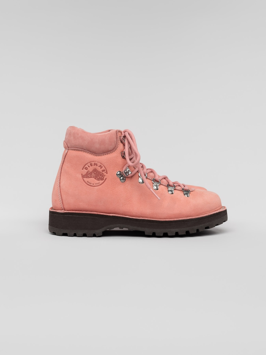 Diemme Roccia Vet Dusty Pink with Shearling