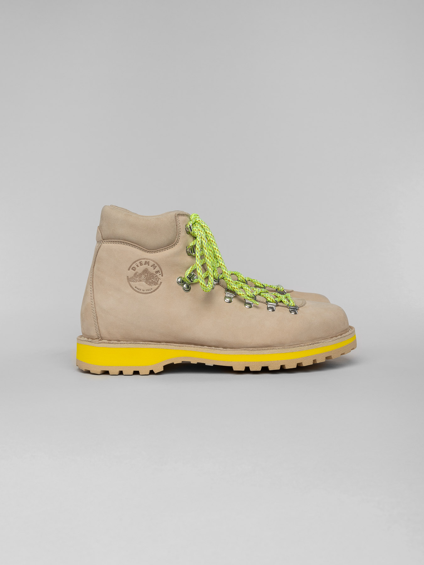 Diemme Roccia Vet Sand with Shearling